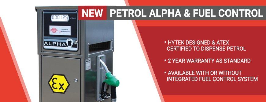 Alpha Petrol Pump